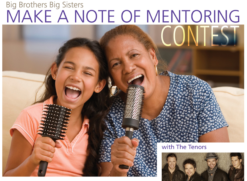 Make a Note of Mentoring Contest