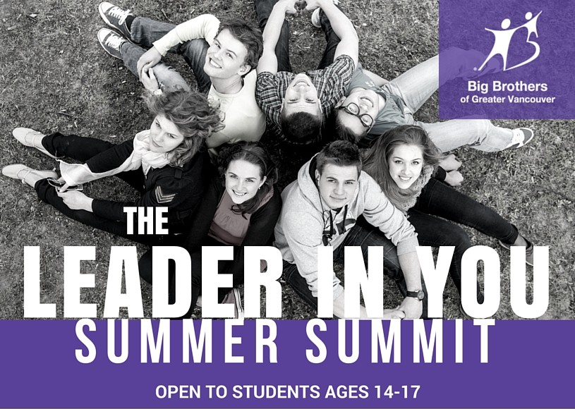 The Leader In You Summer Summit 2016