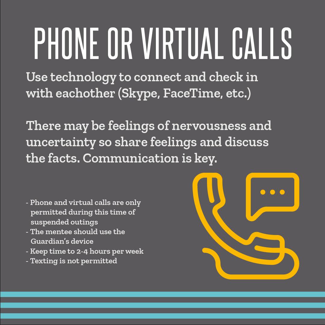 2 Phone or Virtual calls 2