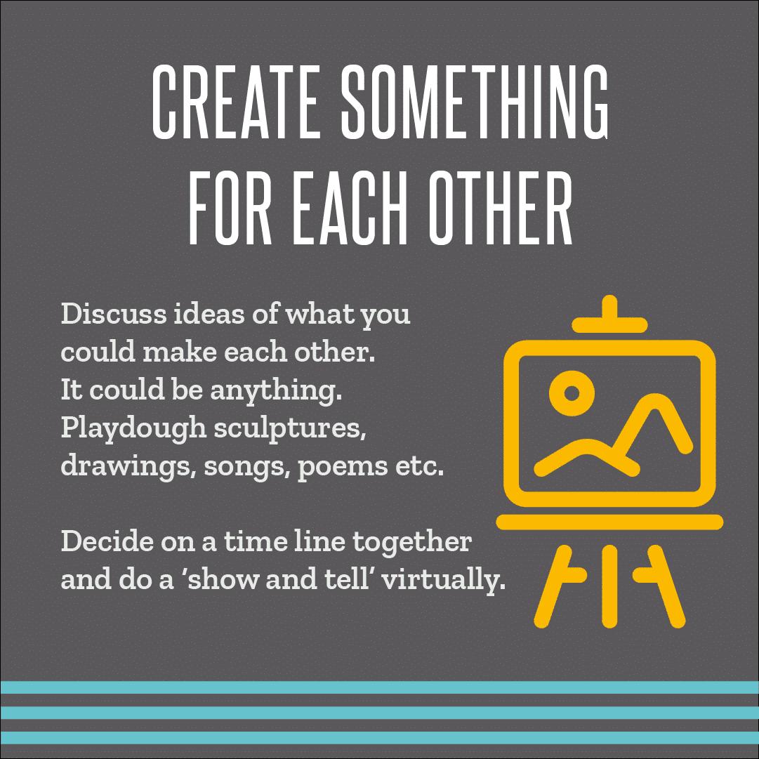 6 Create something