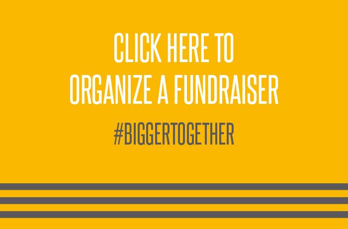 Organize fundraiser