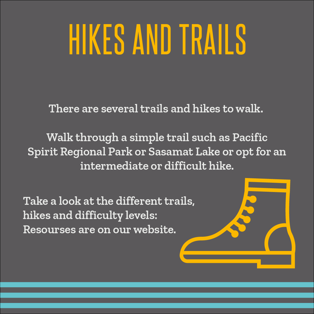 Hikes and trails