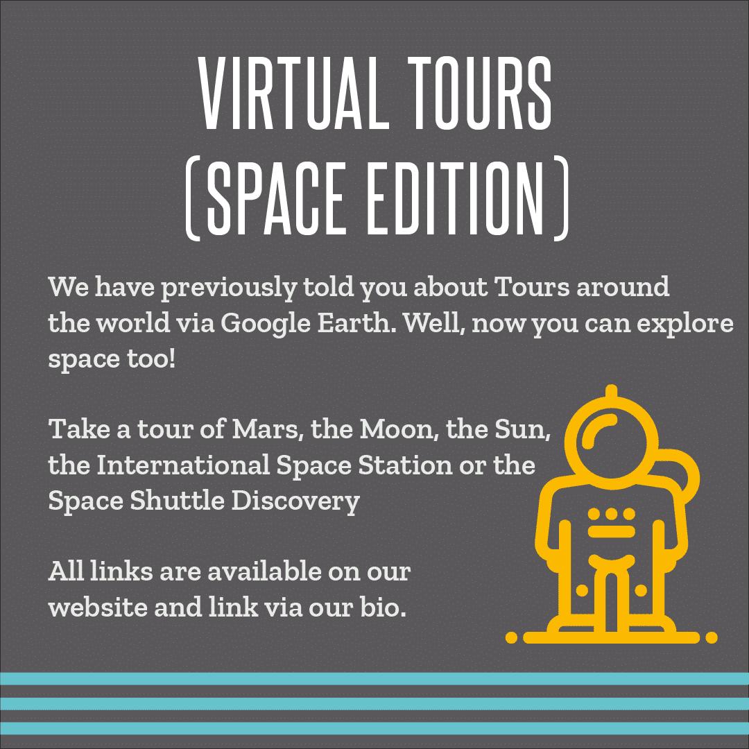 SPACE VIRTUAL TOUR